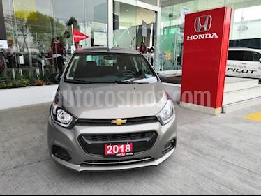 Foto venta Auto usado Chevrolet Beat LT (2018) color Arena precio $154,900
