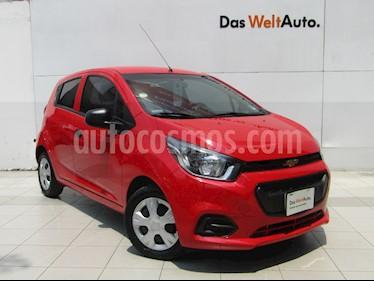 Foto venta Auto usado Chevrolet Beat LT (2018) color Rojo precio $143,000