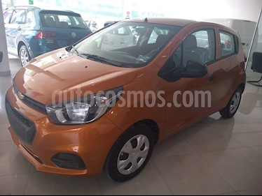 Foto venta Auto usado Chevrolet Beat LT (2019) color Naranja precio $149,000
