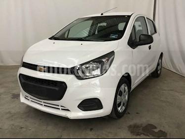 Foto venta Auto usado Chevrolet Beat LT (2018) color Blanco precio $124,900