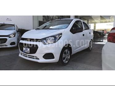 Foto venta Auto usado Chevrolet Beat LT (2018) color Blanco precio $155,000
