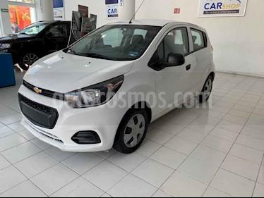 Foto venta Auto usado Chevrolet Beat LT (2018) color Blanco precio $128,900