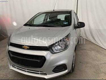 foto Chevrolet Beat LT usado (2019) color Plata precio $133,900