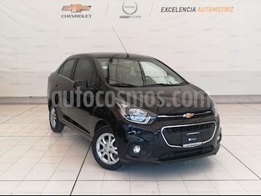 Foto venta Auto usado Chevrolet Beat LTZ Sedan (2018) color Negro precio $179,000