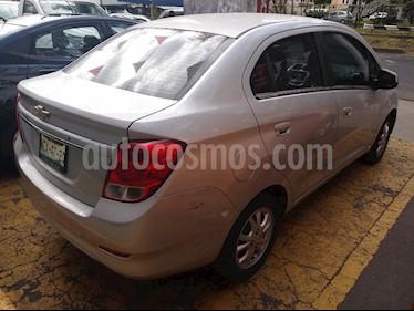 Foto venta Auto usado Chevrolet Beat LTZ Sedan (2018) color Plata Metalico precio $180,000
