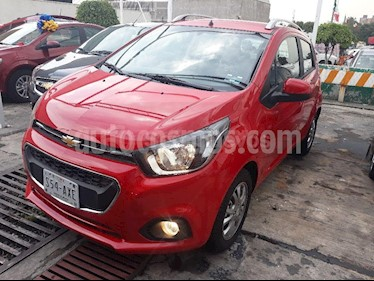 Foto venta Auto Seminuevo Chevrolet Beat LTZ (2018) color Rojo precio $150,000