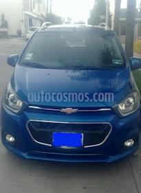 Chevrolet Beat LTZ usado (2018) color Azul Denim precio $158,000