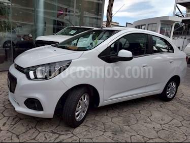 Foto venta Auto usado Chevrolet Beat LTZ (2019) color Blanco precio $175,000
