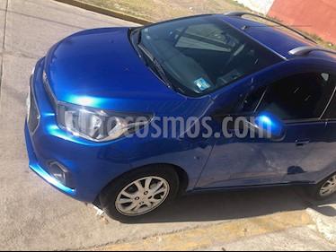 Chevrolet Beat LTZ usado (2018) color Azul Denim precio $161,500