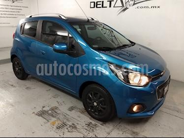 Foto Chevrolet Beat LTZ usado (2019) color Azul Espacio precio $167,000