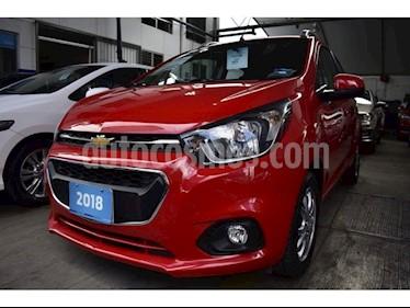Foto venta Auto usado Chevrolet Beat LTZ (2018) color Rojo precio $156,000