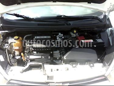 Foto venta Auto usado Chevrolet Beat LTZ (2018) color Blanco precio $141,000