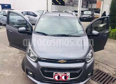 Foto venta Auto usado Chevrolet Beat LTZ (2018) color Gris Titanio precio $157,000