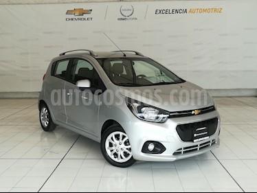 Foto venta Auto usado Chevrolet Beat LTZ (2018) color Plata precio $149,000