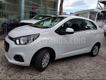 Foto venta Auto usado Chevrolet Beat LTZ (2019) color Blanco precio $195,000
