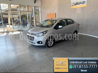 Foto Chevrolet Beat LTZ usado (2018) color Plata precio $179,000