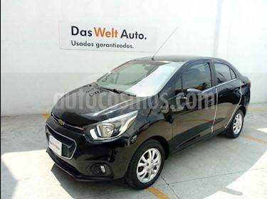Foto venta Auto usado Chevrolet Beat LTZ (2018) color Negro precio $170,000