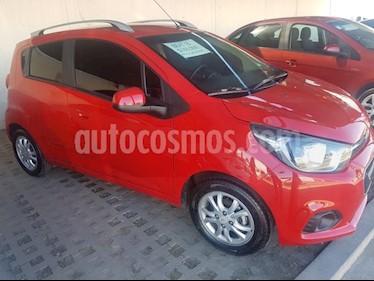 Foto venta Auto usado Chevrolet Beat LTZ (2018) color Rojo precio $155,000