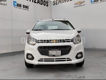 Foto Chevrolet Beat LTZ usado (2018) color Blanco precio $174,000