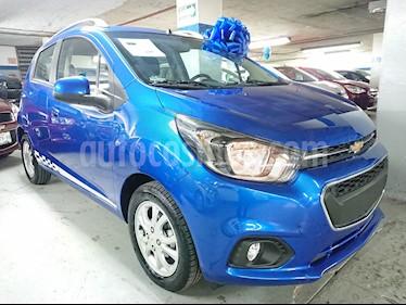 Foto venta Auto Seminuevo Chevrolet Beat LTZ (2019) color Azul Indigo precio $174,000