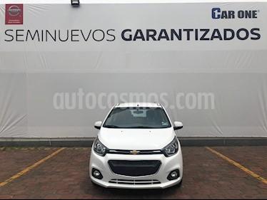 Foto venta Auto usado Chevrolet Beat LTZ (2019) color Blanco precio $184,900