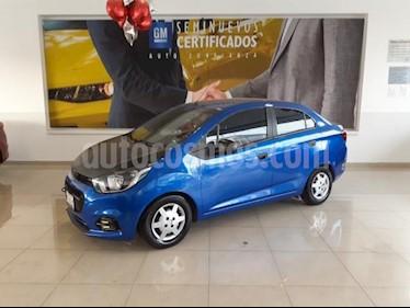 Chevrolet Beat 4P LS 1.2L TM5 R-14 usado (2018) color Azul precio $122,900