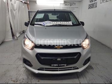 Chevrolet Beat LT usado (2019) color Plata Metalico precio $153,000