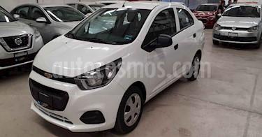 Chevrolet Beat 4p LT B TM usado (2020) color Blanco precio $149,900