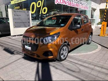 Chevrolet Beat 5p Activ L4/1.2 Man usado (2019) color Naranja precio $149,000