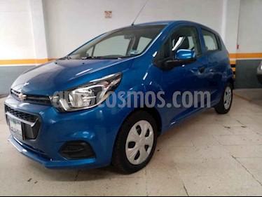 Foto Chevrolet Beat LT usado (2018) color Azul precio $155,000