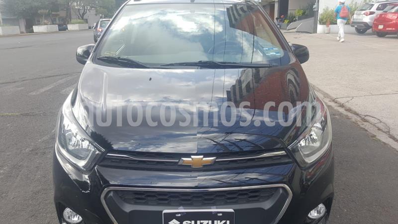 Chevrolet Beat LTZ usado (2018) color Negro precio $149,000