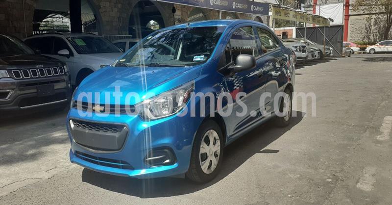 Chevrolet Beat LT Sedan usado (2020) color Azul precio $149,900