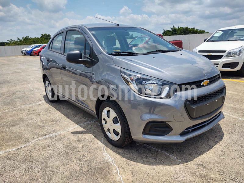 Chevrolet Beat LT Sedan nuevo color Gris precio $205,100
