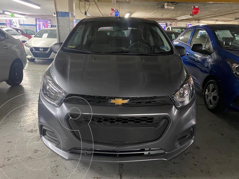 Chevrolet Beat Notchback LT  usado (2020) color Gris Titanio precio $168,900