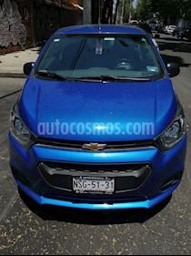 Chevrolet Beat LS Sedan usado (2020) color Azul Denim precio $160,000