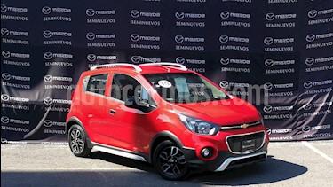 Chevrolet Beat LTZ usado (2019) color Rojo precio $154,000