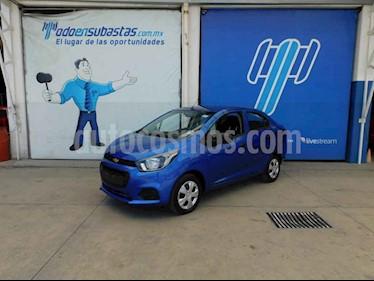 Chevrolet Beat LT Sedan usado (2020) color Azul precio $117,000