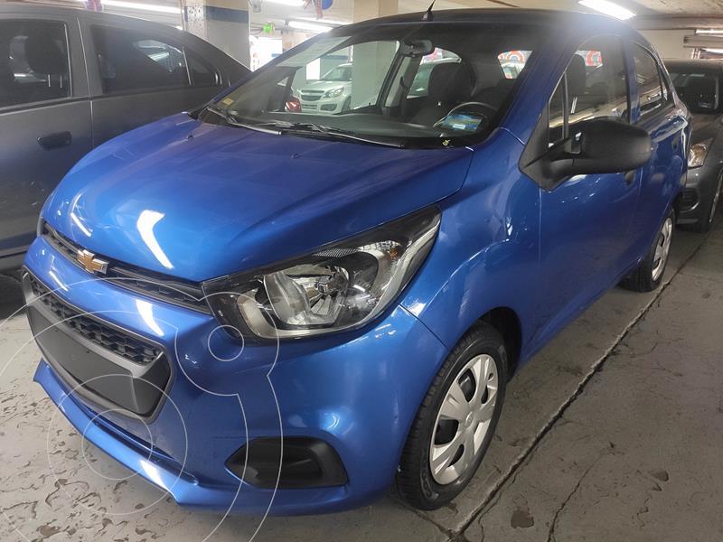 Chevrolet Beat Notchback LT  usado (2020) color Azul precio $159,900