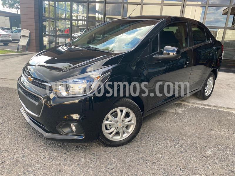 Foto Chevrolet Beat LTZ usado (2018) color Negro precio $167,000