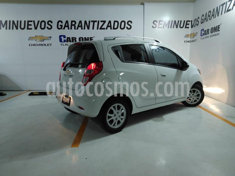 Chevrolet Beat LTZ usado (2019) color Blanco precio $169,000