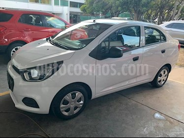 Chevrolet Beat LT Sedan usado (2019) color Blanco precio $170,000