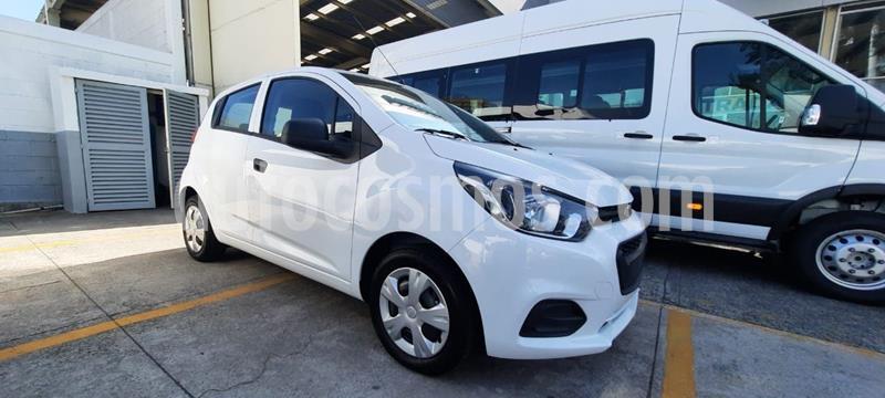 Chevrolet Beat Hatchback LT usado (2020) color Blanco precio $160,000
