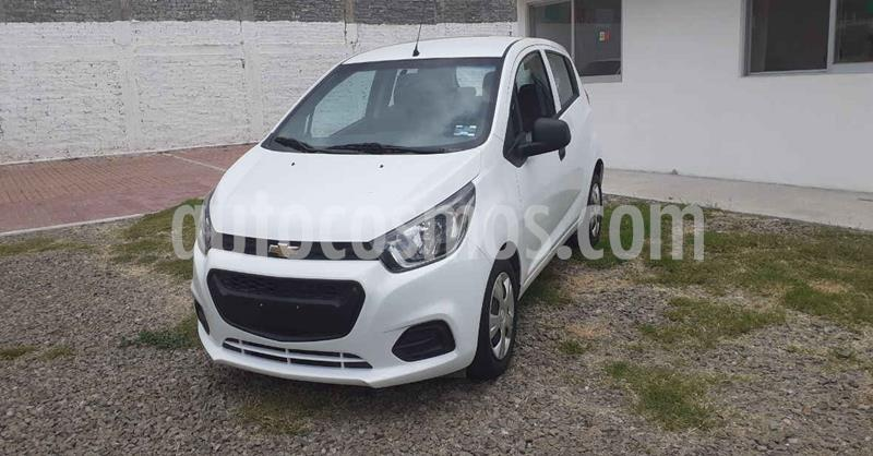 Chevrolet Beat LT Sedan usado (2020) color Blanco precio $142,900