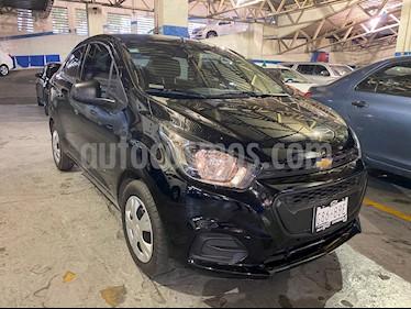 Chevrolet Beat LT Sedan usado (2019) color Negro precio $133,000