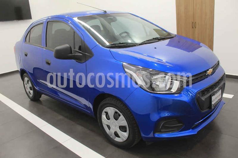 Chevrolet Beat LT Sedan usado (2019) color Azul precio $159,000