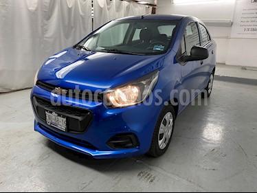 Chevrolet Beat LT Sedan usado (2019) color Azul Espacio precio $159,900