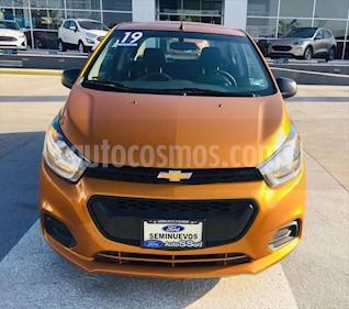 Chevrolet Beat LT Sedan usado (2019) color Naranja precio $158,000