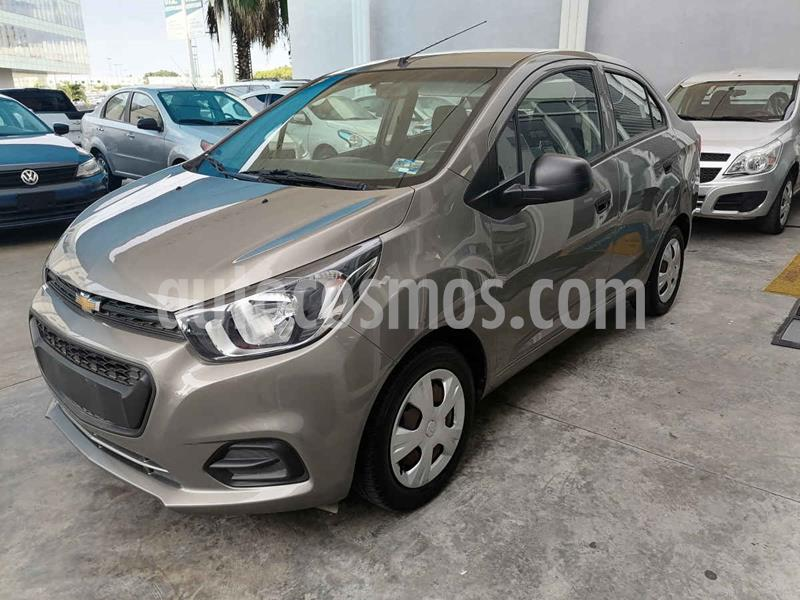 Chevrolet Beat LT Sedan usado (2018) color Cafe precio $145,000