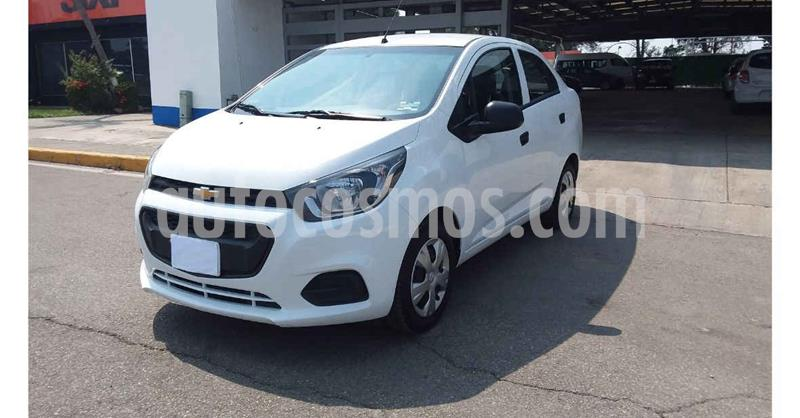 Chevrolet Beat LT Sedan usado (2020) color Blanco precio $144,800