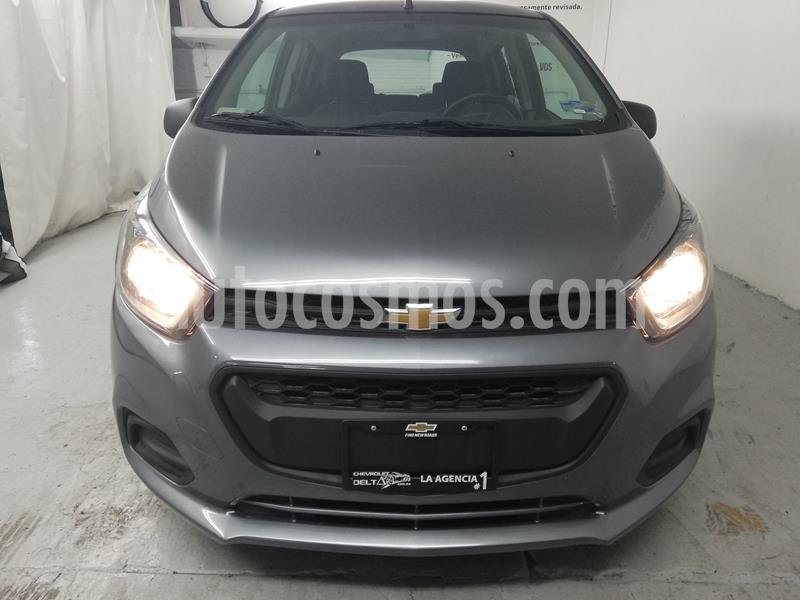 Chevrolet Beat LT usado (2020) color Gris precio $154,900